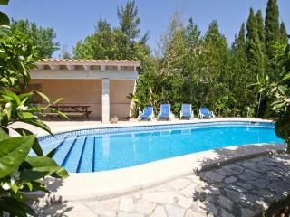 Villa in  Buger, Mallorca 101564 - Buger vacation rentals