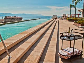 New Condo, Old Town. Rooftop oasis. 1 blk to beach - Puerto Vallarta vacation rentals