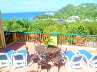BEACHFRONT VILLA - Gros Islet vacation rentals