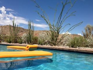 A Pool House for Nature Lovers - California Desert vacation rentals