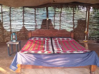 Romantic 1 bedroom Wasini Island Beach hut with Deck - Wasini Island vacation rentals