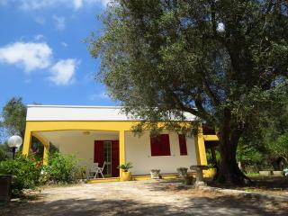 Wonderful Cottage with Porch and Patio in Melendugno - Melendugno vacation rentals