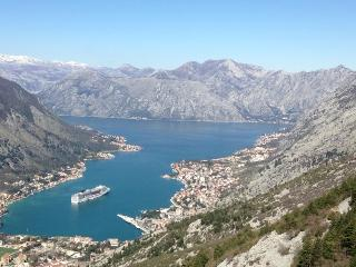 Two bedroom Apartment overlooking Kotor Bay - Muo vacation rentals