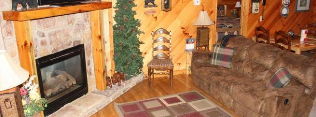 Papa Bear - Pigeon Forge vacation rentals