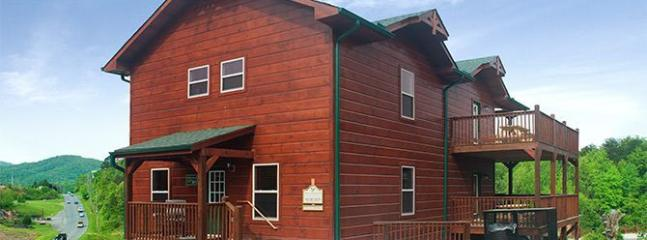 A Peaceful Retreat - Pigeon Forge vacation rentals
