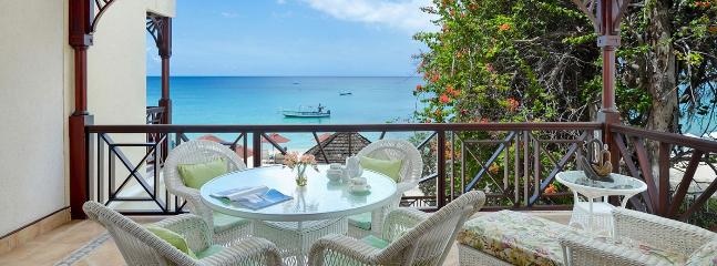 The St. James Apartments - 2 Bed Ocean View Barbados Villa 264 A White Sandy Beach Combined With Serene Aquamarine Waters Of The Caribbean Sea. - Paynes Bay vacation rentals
