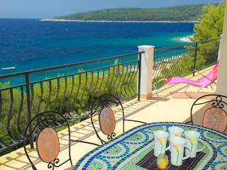 BEACHFRONT apartment on Korcula - bright, spacious - Korcula vacation rentals