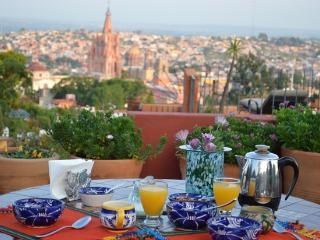 Mesmerizing Rooftop View of the Parroquia - San Miguel de Allende vacation rentals
