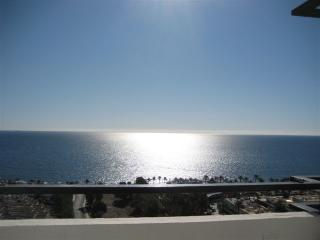 STUDIO 14TH FLOOR SEAFRONT-BEACH 100 MTS - Almeria Province vacation rentals