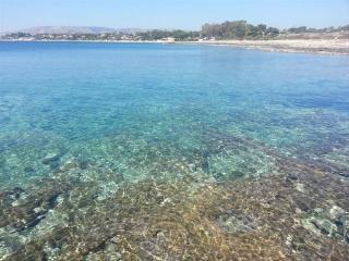 Villa Corallo di fronte mare in pieno relax - Fontane Bianche vacation rentals