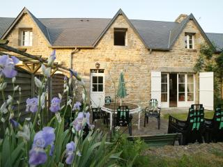 BIG HOUSE IN NORMANDY IN LE MONT SAINT MICHEL BAY - Carolles vacation rentals