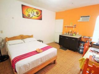 ORANGE STUDIO, 4 BLOCKS FROM BEACH - Playa del Carmen vacation rentals
