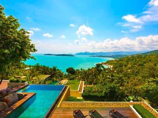 Panoramic Sea View,Beside The Beach - SJ06 - Koh Samui vacation rentals