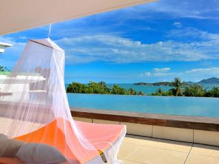 Panoramic Sea View, Beside The Beach - SJ12 - Choeng Mon vacation rentals