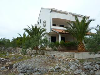 Apartment Nena with Covered Garden Patio Terrace - Cove Makarac (Milna) vacation rentals