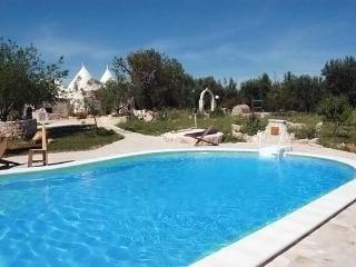 Trulleto - with exclusive pool in Valle d'Itria - Ostuni vacation rentals