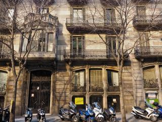 ECLECTIC FLAT Quadrat d´Or Apartme - Barcelona vacation rentals