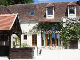Le Potager - La Celle-Guenand vacation rentals