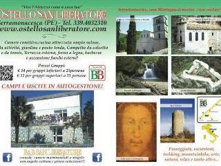 ostello B&B San Liberatore - Serramonacesca vacation rentals