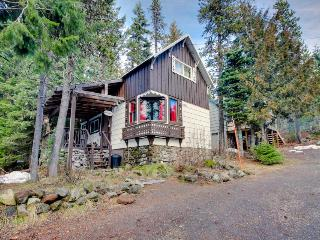 Cozy ski getaway with private hot tub, easy ski access & more! - Government Camp vacation rentals
