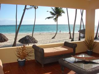 VILLAS CHIARA PUNTA CANA OCEAN FRONT - Punta Cana vacation rentals