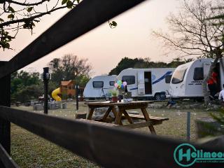 V2 小型露營車 Caravan - Orion (2-4 People) - Hong Kong Region vacation rentals