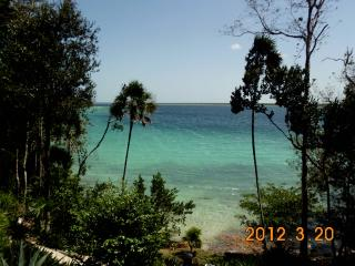Lake front Casa a Jewel on Lagoona Bacalar - Bacalar vacation rentals