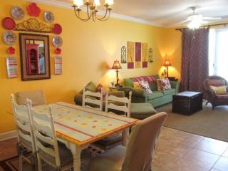 Beautiful Twin Palms 2 Bedroom Beachfront Condo - Panama City Beach, FL - Panama City Beach vacation rentals