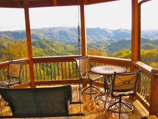 BREATHTAKING VIEWS at Kilkelly's CABIN - Boone vacation rentals