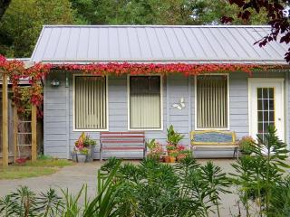 Suncrest Cottage B&B, ocean view, quiet retreat - Salt Spring Island vacation rentals