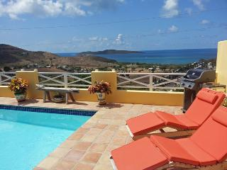 A View for Two at Villa Madeleine - Teague Bay vacation rentals