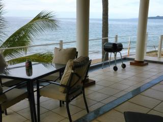 SPECIALFebruary-10% Beach Front Upper level home - La Peaita de Jaltemba vacation rentals
