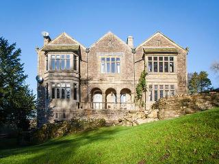 OUGHTERSHAW HALL, stunning country estate in extensive grounds, open fire, woodburner, games room, swimming pool, sauna, sought-after accommodation in Oughtershaw near Buckden, Ref. 921374 - North Yorkshire vacation rentals