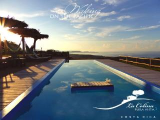La Colina Pura Vista - B&B with panoramic Pacific - Playa San Miguel vacation rentals