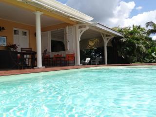 Romantic villa, panoramic Caribbean sea view, Pool - Saint-Pierre vacation rentals