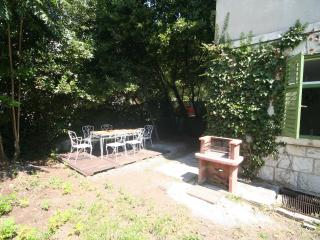 Old-style apartment with garden in center of Split - Central Dalmatia vacation rentals