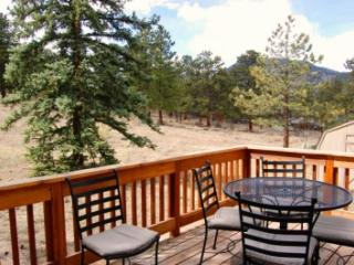 Private, 3BR - Get Away to the Rocky Mountains - Estes Park vacation rentals