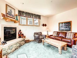 Corral at Breckenridge 207E Condo Downtown Breckenridge Colorado Vacation - Breckenridge vacation rentals