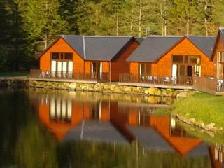 'Glengoulandie Lodges'  on the Waterfront - Aberfeldy vacation rentals