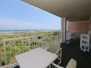 Wrightsville Dunes 2A-B - Oceanfront condo with community pool, tennis, beach - Wrightsville Beach vacation rentals