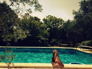 Accogliente appartamento con piscina