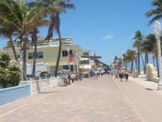 503-ONE BEDROOM steps from the ocean directly on the World Famous Boardwalk - Hollywood vacation rentals