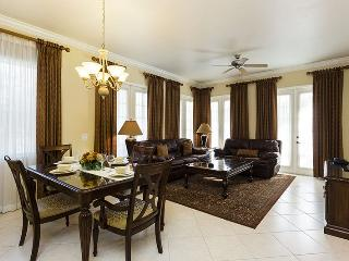 Terrace Oasis - End Unit With Wrap Round Balcony -Views of the Fountain & Pool - Reunion vacation rentals