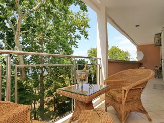 Waterfront Sunset Apartment w balcony and sea wiew - Dalmatia vacation rentals