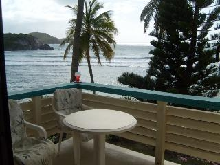 Charming 1 bedroom Apartment in Bolongo Bay with Deck - Bolongo Bay vacation rentals