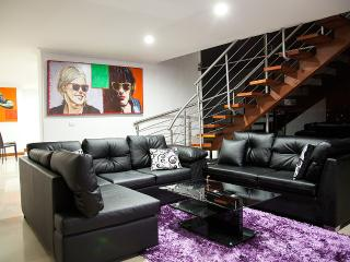 Penthouse Duplex with a View - Medellin vacation rentals