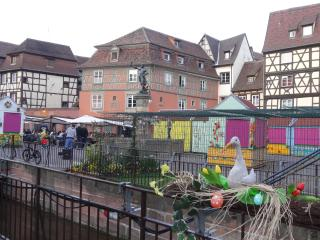 Best Value FLAT 2-4 sleeps Garden View + Parking - Colmar vacation rentals