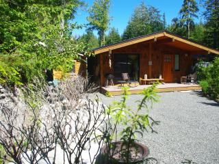 Cozy Cottage with Deck and Internet Access - Port Renfrew vacation rentals