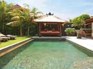 M-VILLA 2-BR tropical garden heart of Seminyak - Seminyak vacation rentals
