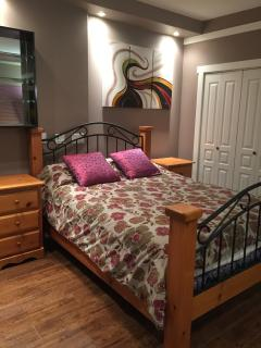Large one bedroom new Suite with a Separate Entran - Port Moody vacation rentals